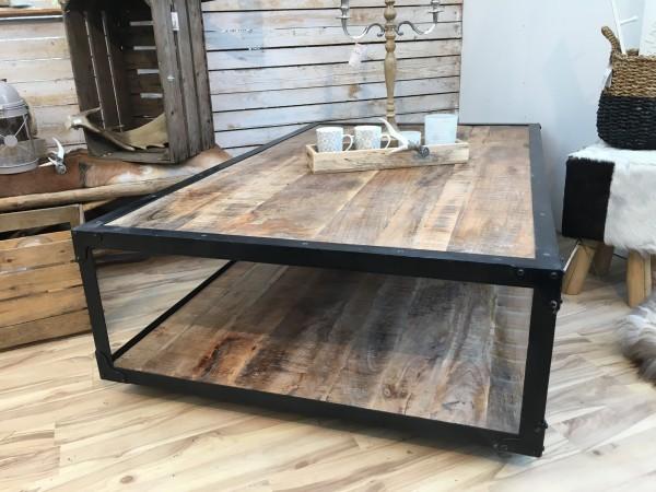 Couchtisch Tisch Rustic Neu
