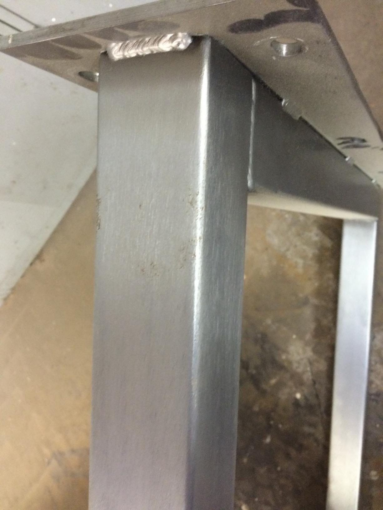... Vorschau: Esstisch Tisch Akazie Massiv 180x100cm 56mm Tischplatte NEU  ...