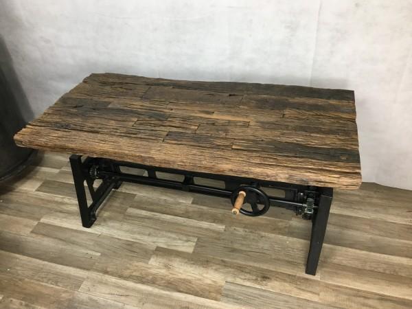 Couchtisch Tisch Thar crunk table 120cm Neu