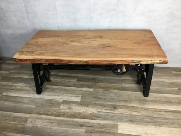 Couchtisch Tisch Akazie crank table 120cm Neu
