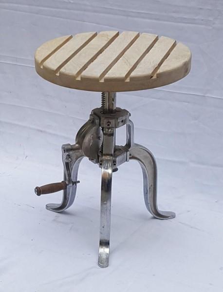 Beistelltisch 'Arlington' Industrie Design Coffeetable Mangoholz Neu