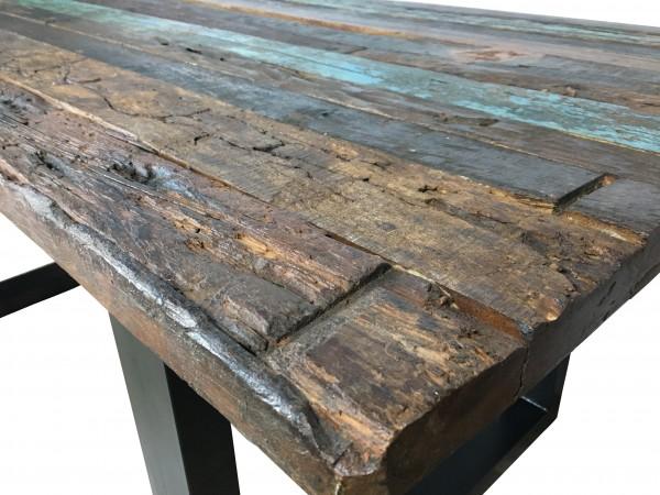 Esstisch Tisch Brest 180cm Altholz massiv Neu