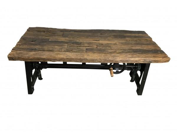 Couchtisch Tisch Thar crank table 120cm Neu