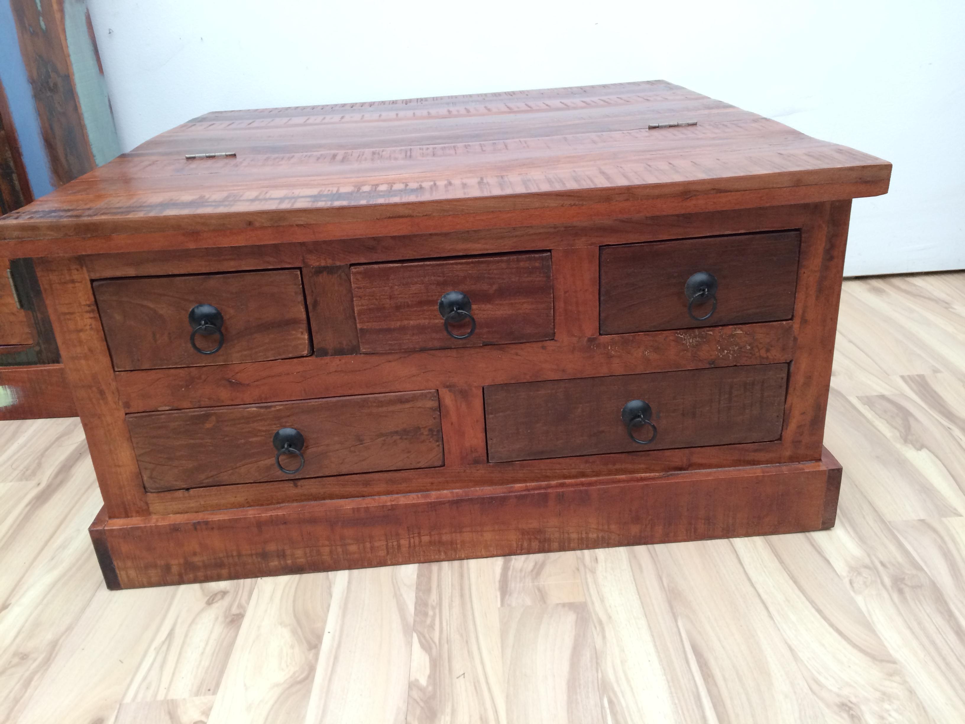 couchtisch tisch truhe westghats altholz neu couchtische tische m bel peters. Black Bedroom Furniture Sets. Home Design Ideas