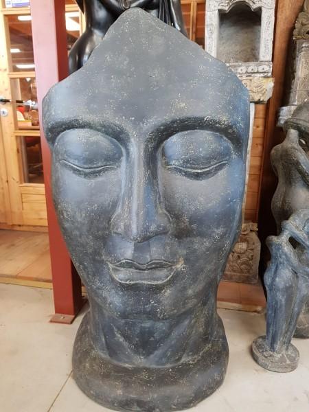 Face Gesicht Lava Guss 120cm Schwere Qualität Neu-Copy