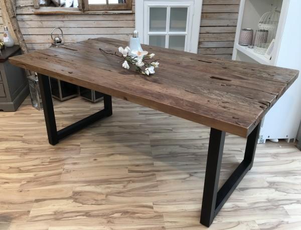 Esstisch Tisch 180x90cm Mango Massiv 4cm Plattenstärke NEU Lagerware